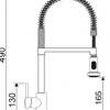 Monomando Muelle  LINE MN 1021