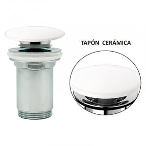 Válvula clic Tapón cerámica
