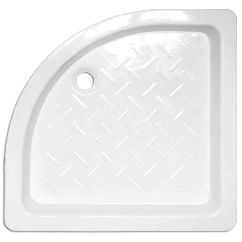 Plato de ducha cer mico angular con relieve 90x90x10cm - Plato de ducha ceramico ...