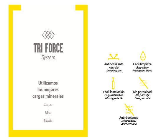 Triforce Tegler