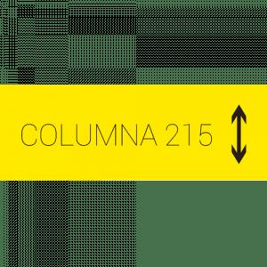 Columna 215 cm.