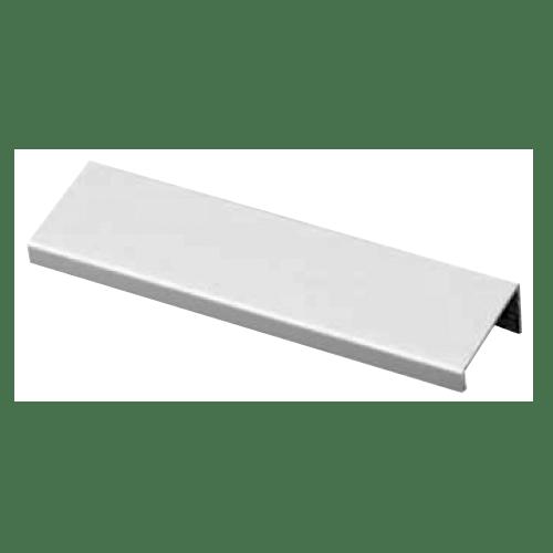 UÑERO Aluminio - tirador para muebles de cocina
