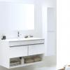 Mueble de baño nebari en blanco